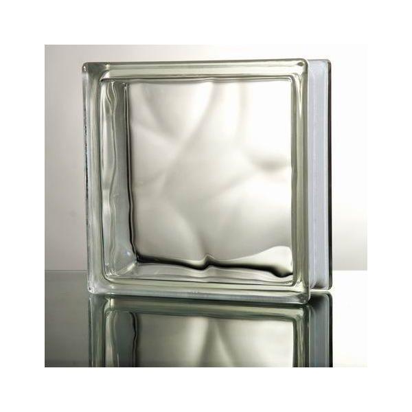 6個セット 送料無料 ガラスブロック 世界で有名なブランド品 厚み80mmクリア色雲・クラウディ gb2680-6p|ihome