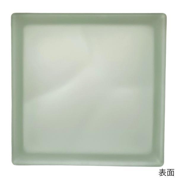 ガラスブロック 日本基準サイズ 世界で有名なブランド品 厚み95mmクリア色ミスティ雲gb2795|ihome|02