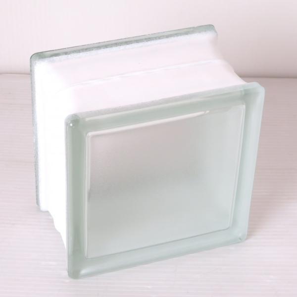 8個セット 送料無料 ガラスブロック 世界で有名なブランド品 厚み95mmタンジェリンgb30095-8p|ihome|03