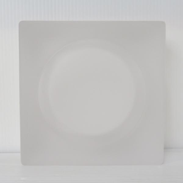 6個セット 送料無料 ガラスブロック 世界で有名なブランド品 厚み60mmミスティ白色ソリッドgb501|ihome|02