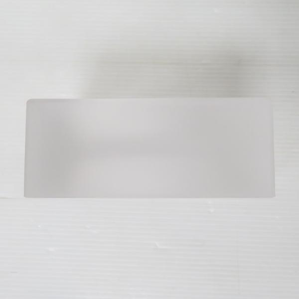 6個セット 送料無料 ガラスブロック 世界で有名なブランド品 厚み60mmミスティ白色ソリッドgb501|ihome|03