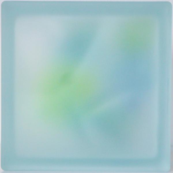 ガラスブロック 日本基準サイズ 世界で有名なブランド品 厚み95mm花gb8795 ihome 03