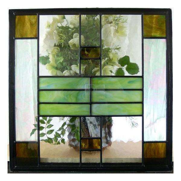 ステンド グラス ステンドグラス ステンドガラス デザインパネルsgsq426f|ihome|04