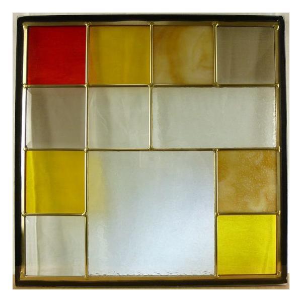 ステンド グラス ステンドグラス ステンドガラス デザインパネルsgsq431|ihome