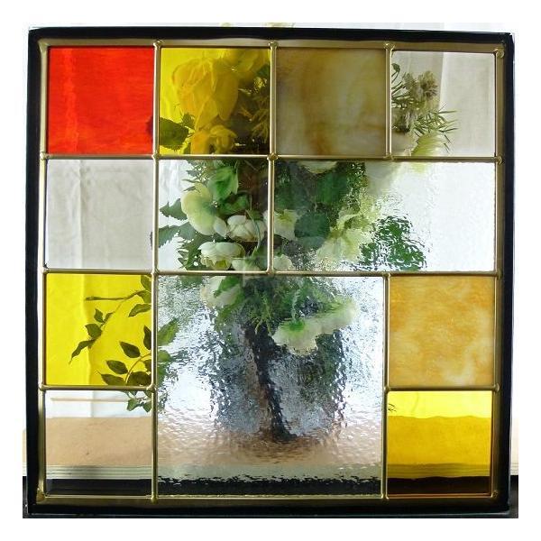 ステンド グラス ステンドグラス ステンドガラス デザインパネルsgsq431|ihome|03