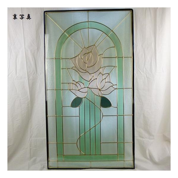 ステンド グラス ステンドグラス ステンドガラス デザインパネルsgt12|ihome|02
