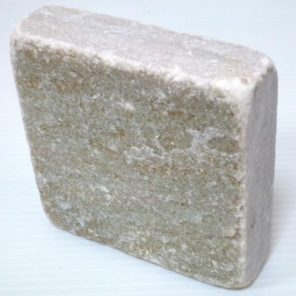 タイル敷石ガーデニング庭鉄平石(36枚セット送料無料)とっても綺麗なイエロー鉄平石st19|ihome