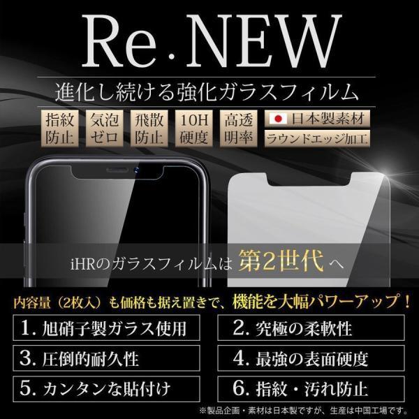 iPhone 保護フィルム ガラスフィルム iPhone12 SE 2020 第二世代 iPhone8 iPhone11 Pro XR XS MAX SE2 アイフォン 7Plus 6sPlus 送料無料|ihr4|08