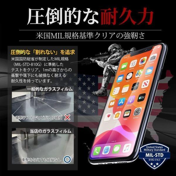 iPhone 保護フィルム ガラスフィルム iPhone12 SE 2020 第二世代 iPhone8 iPhone11 Pro XR XS MAX SE2 アイフォン 7Plus 6sPlus 送料無料|ihr4|10