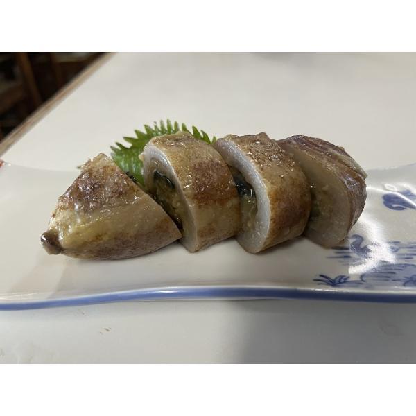 山形県産 ばあちゃんの煮物 あけびの肉味噌詰め 貴重な天然アケビ290gから320g入り 2袋 ちょっと大きめ 冷凍発送 東北関東送料無料