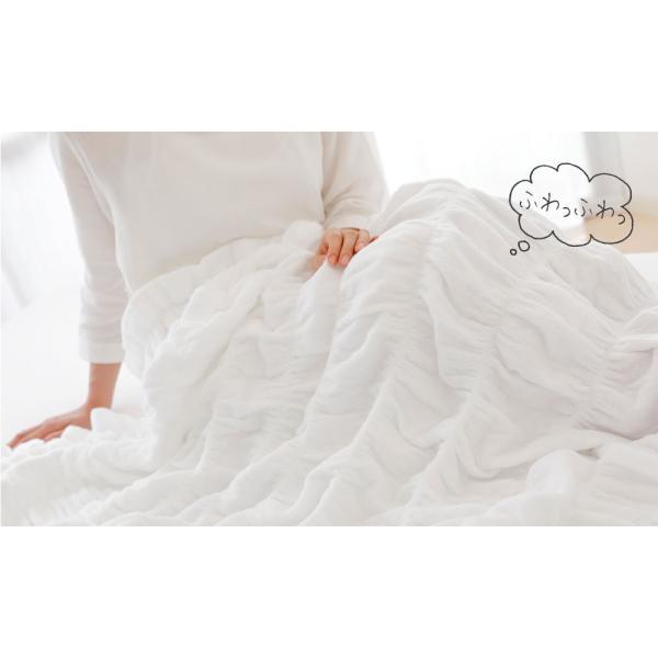 タオルケット シングル iimin 今治くるまるタオルケット おしゃれ ふんわり 綿100%|iimin|06
