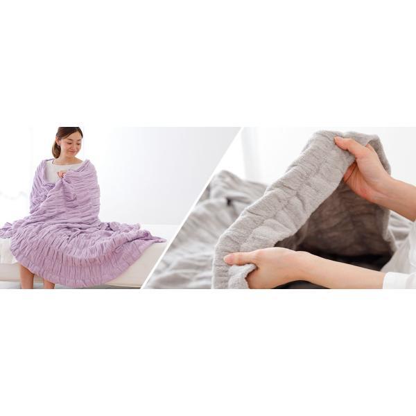 タオルケット シングル iimin 今治くるまるタオルケット おしゃれ ふんわり 綿100%|iimin|08