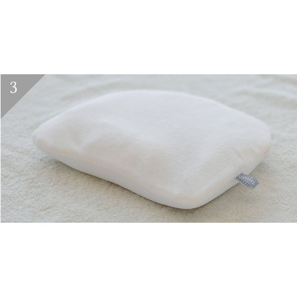 iimin ベビーピロー プレミアム 赤ちゃんの頭の形、安眠と寝心地にもこだわった枕 約 幅21×長さ27cm|iimin|08