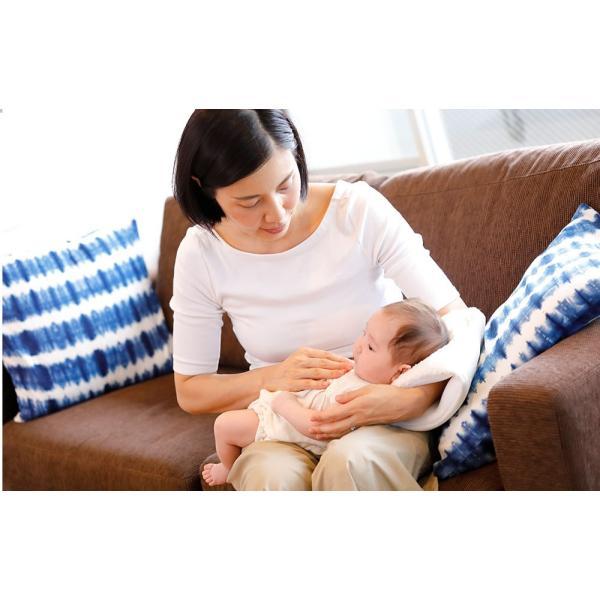 iimin 授乳しながら使えるベビー枕 肌に優しいオーガニックコットン100%使用|iimin|03