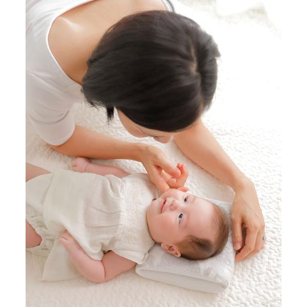 iimin 授乳しながら使えるベビー枕 肌に優しいオーガニックコットン100%使用|iimin|07
