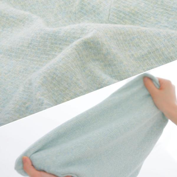 iimin マシュマロまくら レディース 安心・安全、日本品質のボタニカルオーガニックコットン使用  まるでマシュマロみたいな女性向けの低反発枕|iimin|09