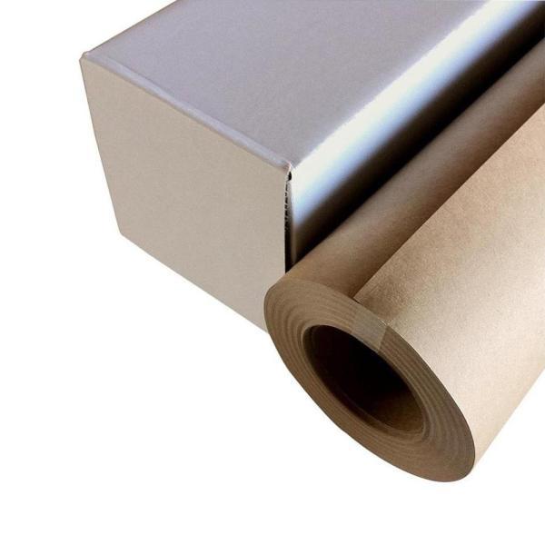 和紙のイシカワ インクジェット用クラフト紙 914mm×30m巻 WA022