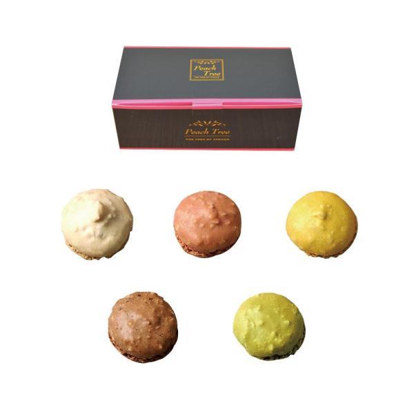 クッキー詰め合わせ ピーチツリー ブラックボックスシリーズ マカロン 3箱セット スウィーツ 焼き菓子 お菓子