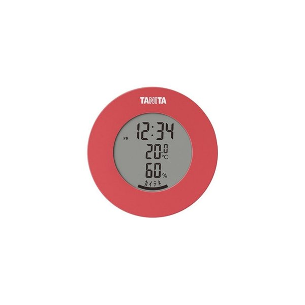 TANITA タニタ デジタル温湿度計 TT-585PK
