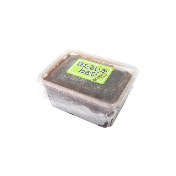マルヨ食品 ほたるいかわさび 1kg×14個 10091 まとめ買い お徳用