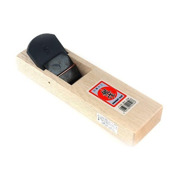 銀作 台付鉋 60MM 刃研ぎ直し のし易い鋼付きの 鉋 です 木材 表面 削り 加工 作業 大工 建築 建設 造作 内装 DIY