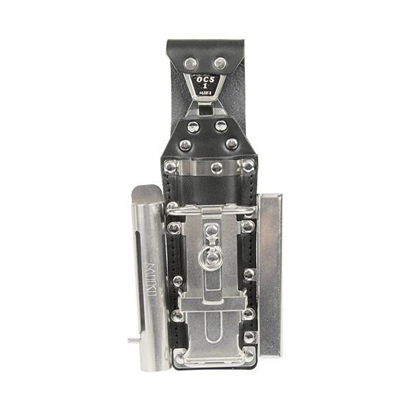 MIKI OCS 収納ケース OCS1-B ハッカー ケース カッター チョーク 折尺 収納 が 出来ます 鉄筋 鉄筋 針金 ハッカ 番線 結束 職人