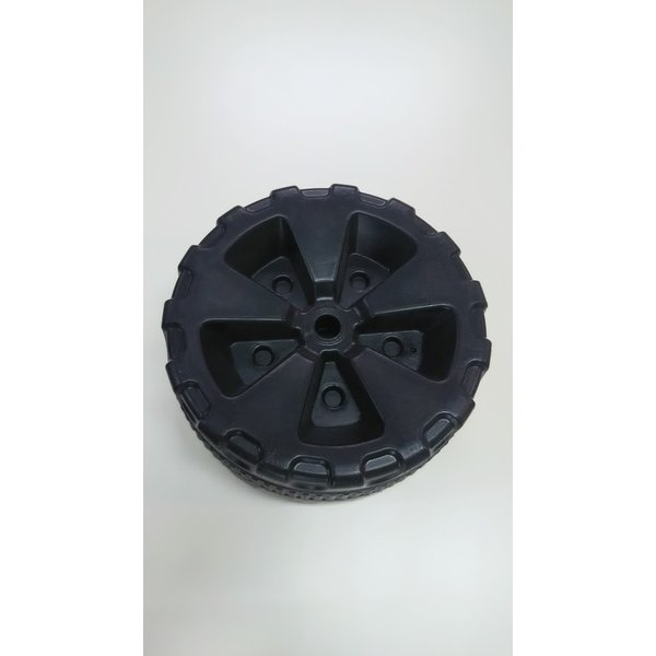 ESCO [EA520ED-41] 用 車輪 EA520ED-141 替 キャスター (1個) キャリー カート (折畳式) EA520ED-41 専用 タイヤ