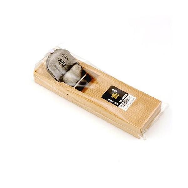 藤原産業 千吉盛 台付鉋 70MM かんな カンナ 鉋 大工 建築 内装 リフォーム 木材 表面 削り 加工 作業 刃研ぎ 直しのし 易い鋼付き 鉋