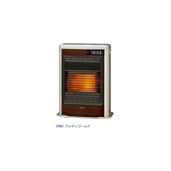 ###コロナ 暖房機器【FF-SG5618M(MN)】ウッディゴールド FF式石油暖房機(輻射型) スペースネオミニ 木造15畳 コンクリート20畳 (旧品番 FF-SG5617M(MN))