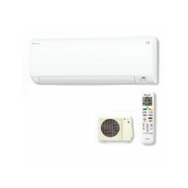 ダイキン工業 エアコン 寒冷地仕様 2.5kw スゴ暖(スゴダン) F25WTKXP-W ホワイト 主に8畳用の画像