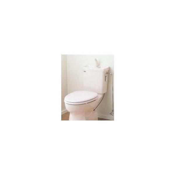 セキスイ 簡易水洗便器 KY(N)シリーズ【RVK40P】手洗い付ピンク