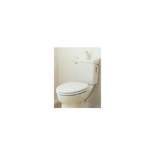セキスイ 簡易水洗便器 KY(N)シリーズ【RVK40W】手洗い付オフホワイト