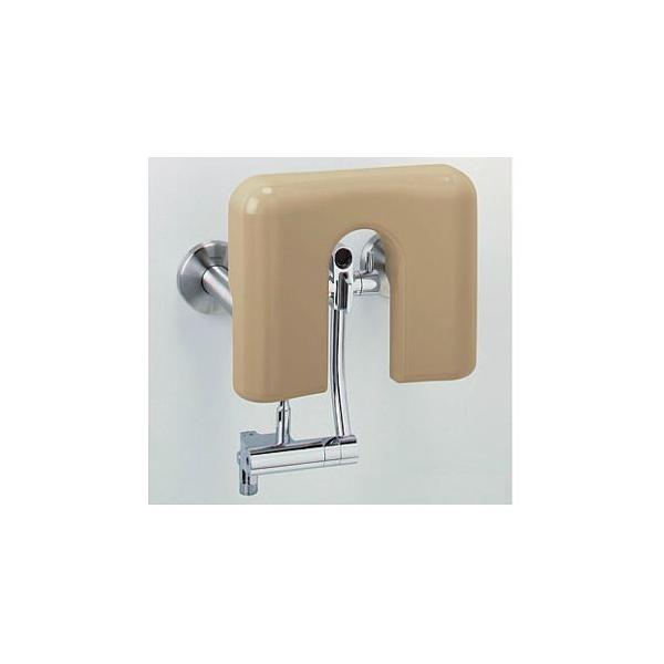 ##TOTO バリアフリー器具【EWCS810R】パウチ・しびん洗浄水栓付背もたれ(ソフトタイプ) ライニング専用  受注約2週 (旧品番 EWCS810)