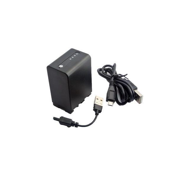 (大容量) ビクター(Victor) BN-VG121 対応 互換バッテリー(LED)|iishop2