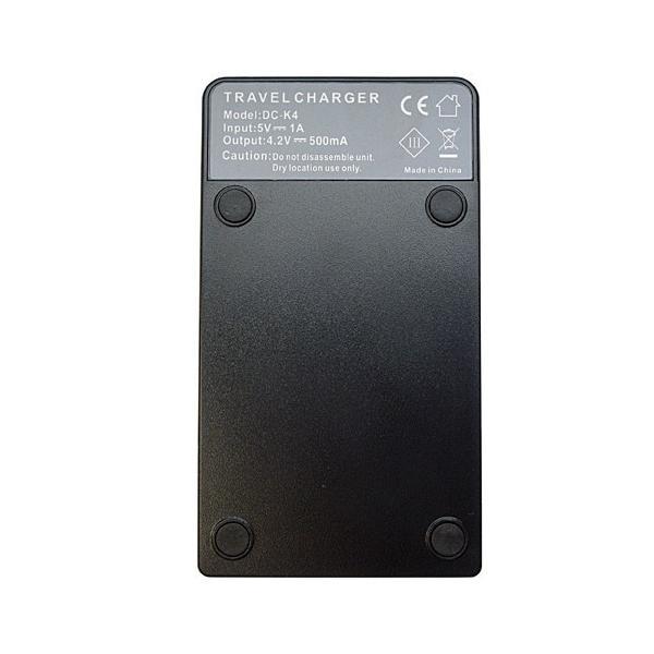 充電器セット カシオ(CASIO) NP-30 互換バッテリー + 充電器(USB)