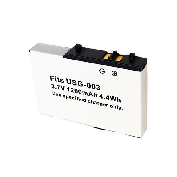 任天堂(Nintendo)DSlite対応互換バッテリーUSG-003対応