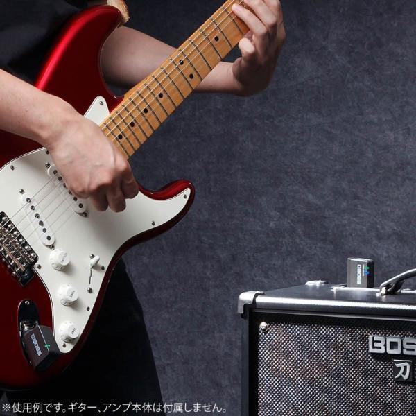 BOSS WL-20 ※ケーブル・トーン・シミュレーション搭載モデル [Guitar Wireless System] 【ポイント10倍】 ikebe-revole 04