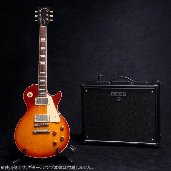 BOSS WL-20 ※ケーブル・トーン・シミュレーション搭載モデル [Guitar Wireless System] 【ポイント10倍】 ikebe-revole 05