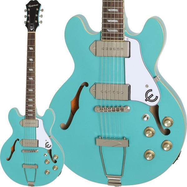 Epiphone Casino Coupe (Turquoise)