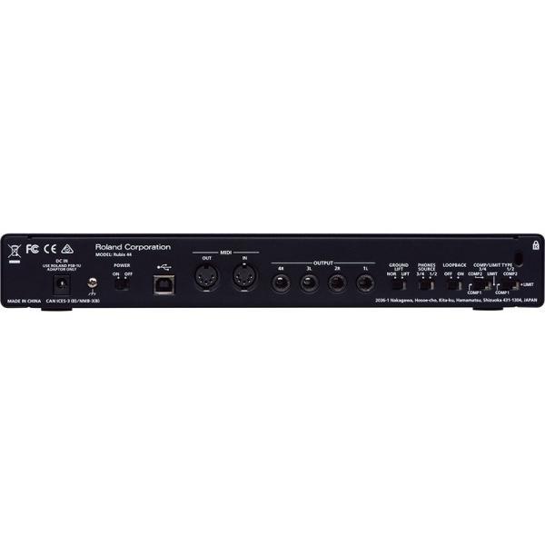 ROLAND RUBIX44 [USB Audio Interface]|ikebe-revole|03
