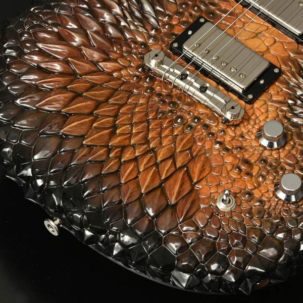 "STR GUITARS OS624 #047 ""Amazing JIRO Collaboration"" 【2018楽器フェア出展品】 ikebe-revole 06"