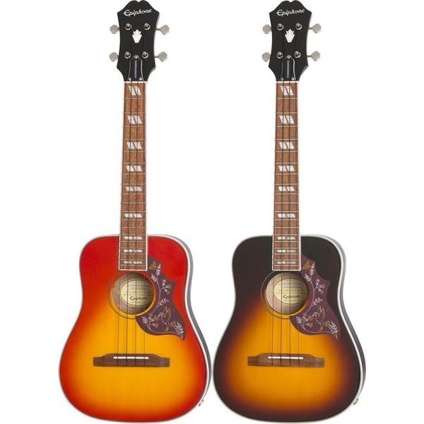 Epiphone by Gibson Hummingbird Acoustic/Electric Tenor Ukulele 【限定タイムセール】