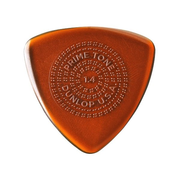 Dunlop (Jim Dunlop) ジム ダンロップ / Primetone Sculpted Plectra PICK With Grip (Triangle 512P) ×3枚セット