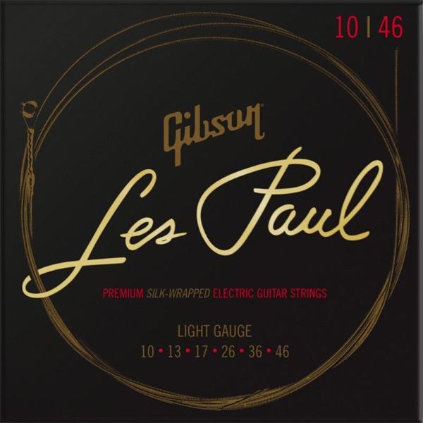 Gibson/LesPaulPremiumElectricGuitarStrings/LightGauge(SEG-LES10)