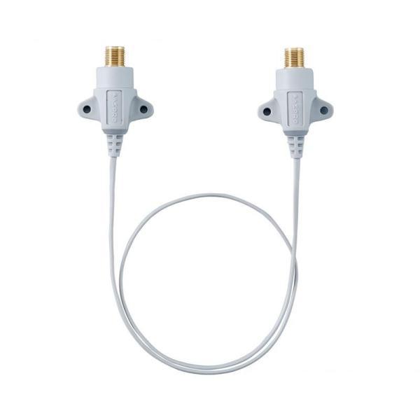 マスプロ電工 すき間用接続ケーブル 50cm STC5W3-P