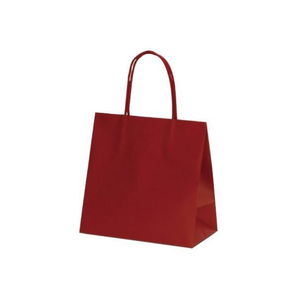 マットバッグ SS 手提袋 220×120×220mm 1076 ワイン 訳あり スーパーSALE セール期間限定 100枚