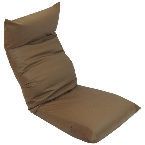 ヘッドリクライニング座椅子 スワロッサー AL完売しました。 レザー 代引き不可 送料無料 新品 ブラウン