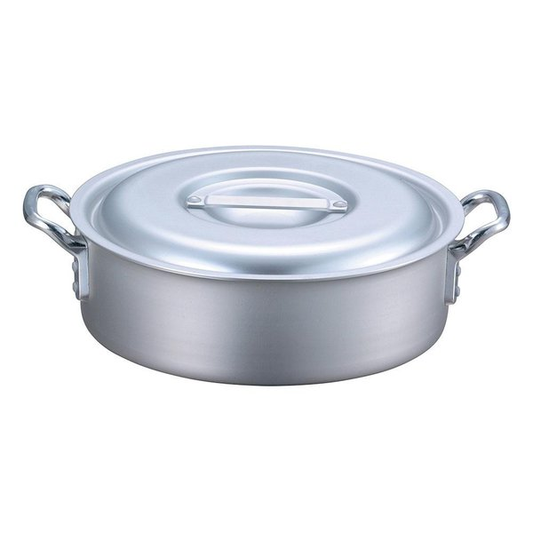 EBM 商舗 アルミ 春の新作シューズ満載 プロシェフ IH 8107900 36cm 外輪鍋