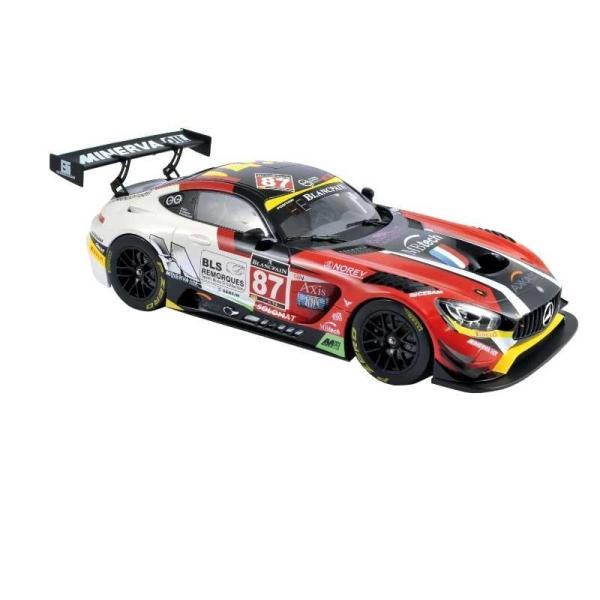 NOREV ノレブ メルセデス AMG GT3 2016 モンツァ 87 Beaubelique 1着でも送料無料 激安セール Ricci Vannelet 18スケール 1 183492