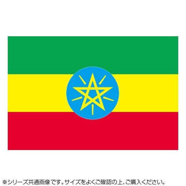 N国旗 エチオピア 全国どこでも送料無料 No.2 W1350×H900mm 22916 業界No.1